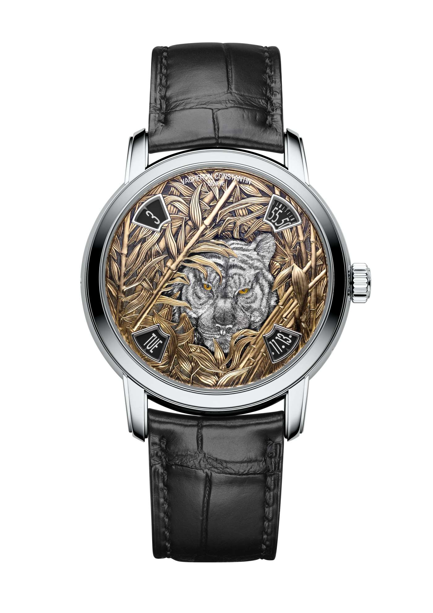 Les Cabinotiers Mysterious Animals Tiger от Vacheron Constantin