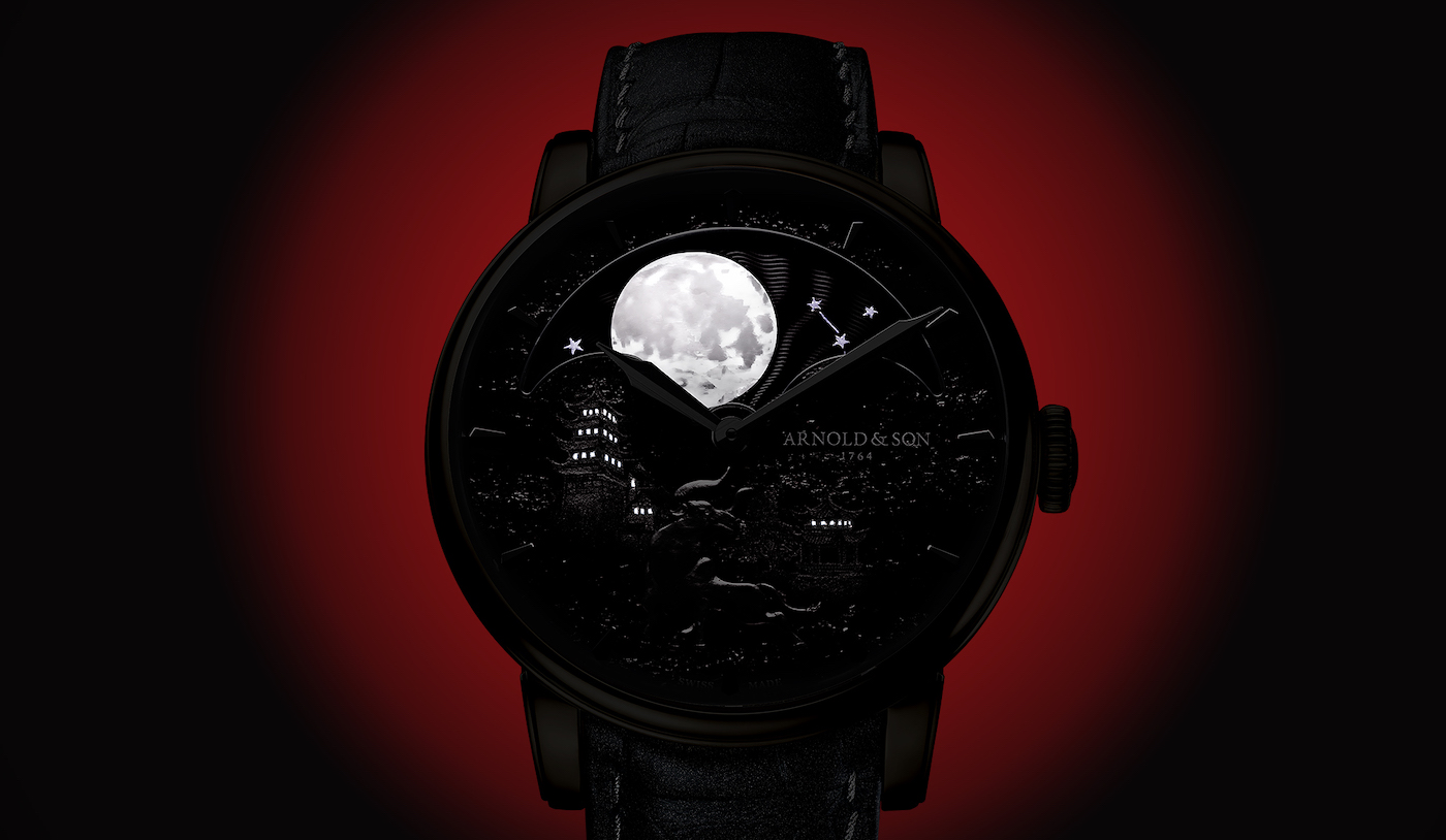 Perpetual Moon Year of the Ox