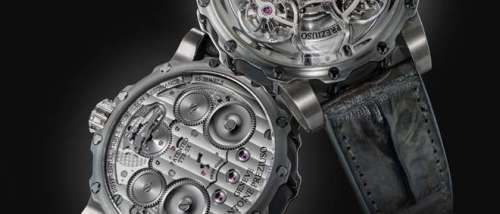 TOURBILLON OF TOURBILLONS by Antoine Preziuso