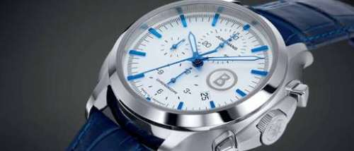 Bogner by Junghans Chronoscope «Willy»