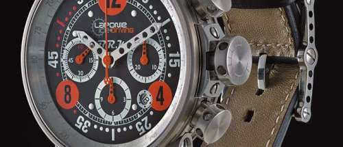 LAPONIE ICE DRIVING LIMITED EDITION CHRONOGRAPH от BRM