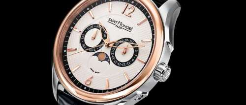 Часы Carrousel Moon Phase от Saint Honoré