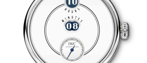 Tribute to Pallweber Edition 150 Years от IWC