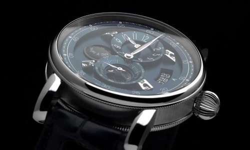 Chronoswiss Flying Регулятор Night and Day CH8763 BLBL