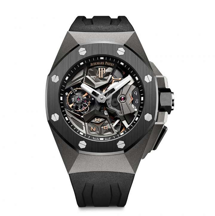 Royal Oak Concept fFying Tourbillon GMT от Audemars Piguet