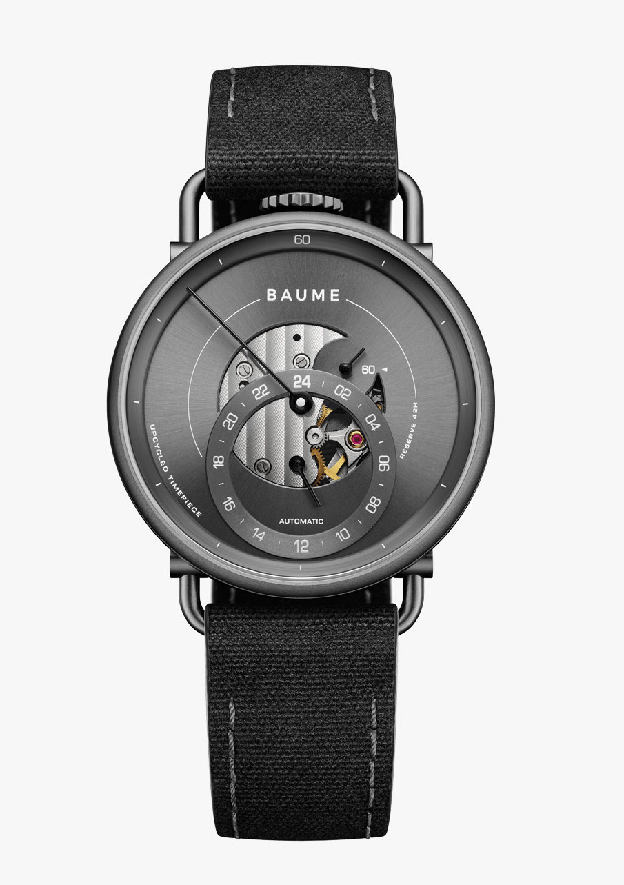 Iconic 41 mm Automatic от Baume Watches